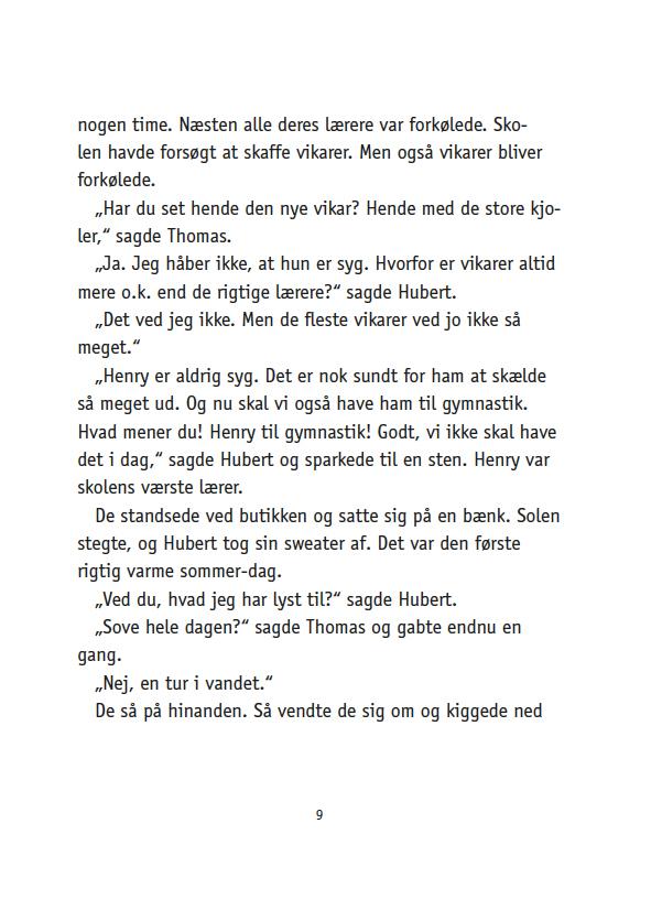 HUBERT-i-vikarkaos-ABC-Forlag