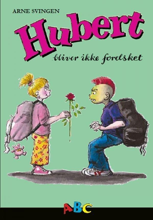 Letlæsningsbøger til børn 9 - 12 år – Prøv Hubert-bøgerne!