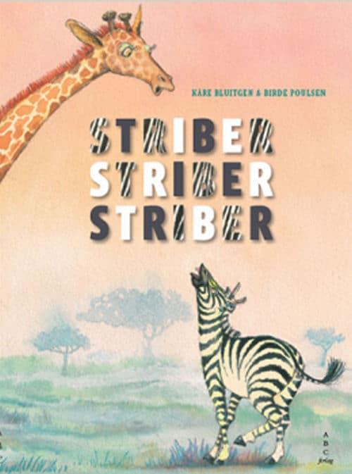 STRIBER, STRIBER, STRIBER - e-bog - fixed format