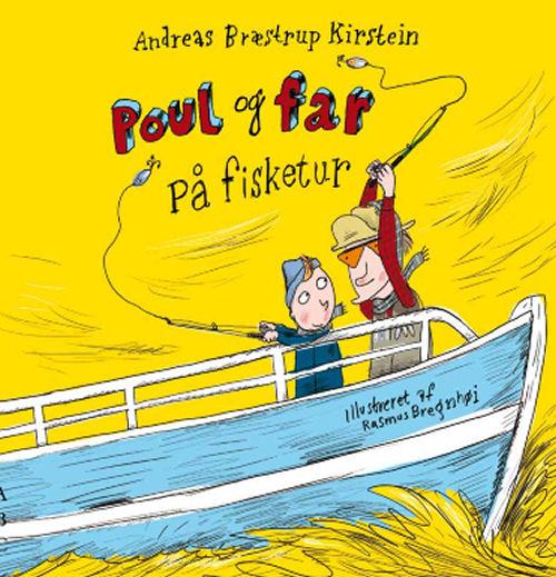 Poul og far på fisketur
