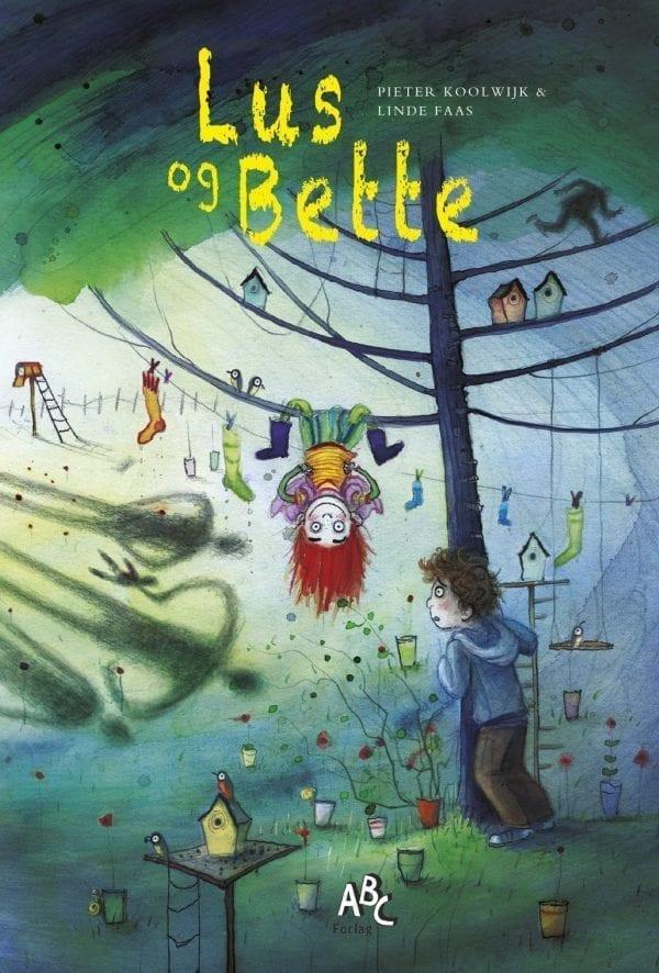 Lus og Bette, e-bog