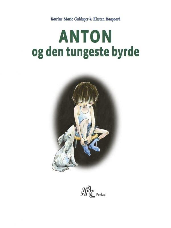 Anton og den tungeste byrde, e-bog