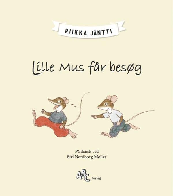 Lille mus får besøg, e-bog
