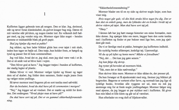Ordbrodøsen - e-bog
