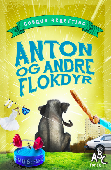 Anton og andre flokdyr