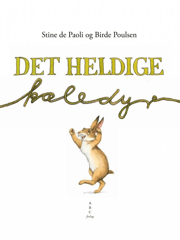 Det heldige kæledyr - e-bog