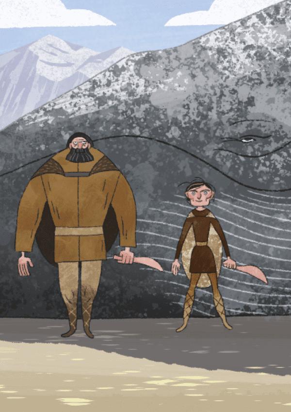 Kongens bøsseskytte - Jon Olafssons eventyrlige oplevelser