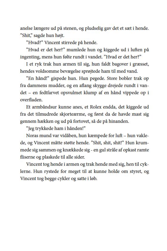 Hånden - e-bog