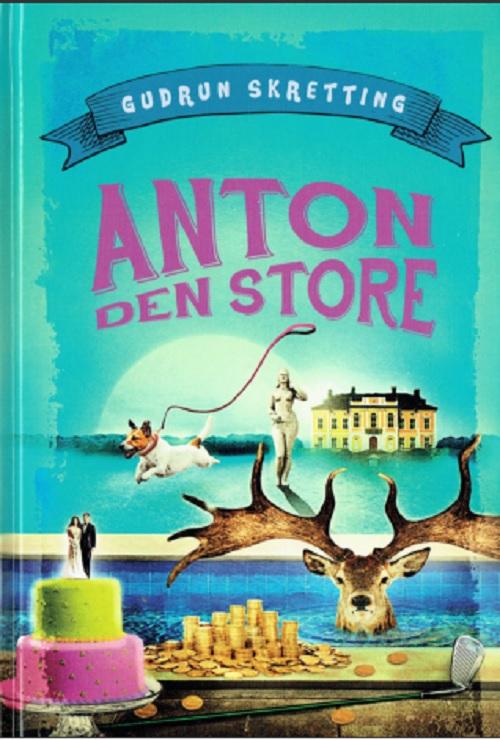 Anton den store - e-bog