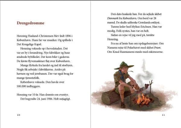 Eventyrer i Mongoliet - E-bog
