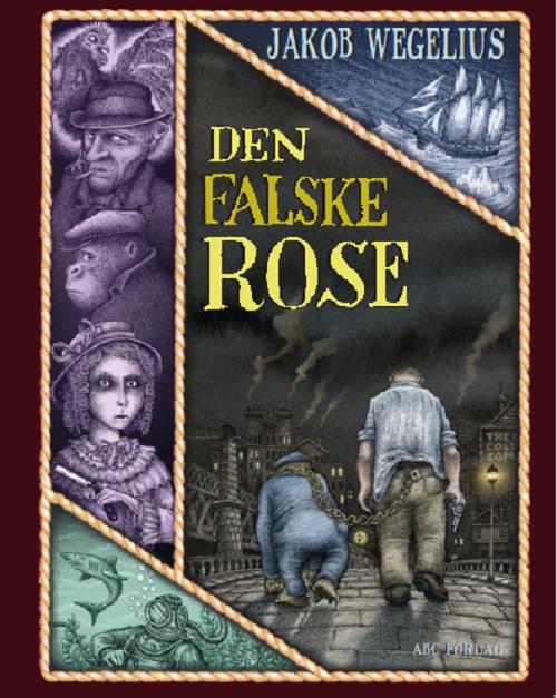 Den falske rose, e-bog