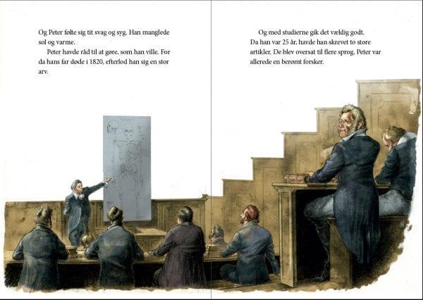 Skeletterne, der kom til live - P.W. Lunds fantastiske opdagelser