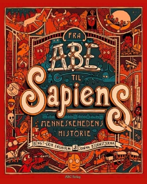 Fra abe til sapiens_ABC-Forlag