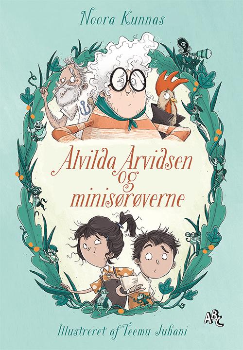 Alvilda Arvidsen og minisørøverne
